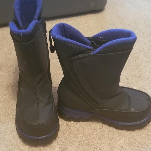 Lands End Boys Snow Boots